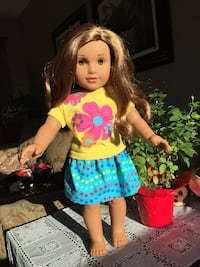 18 inch doll clothes.  $10 a set....dolls not included.