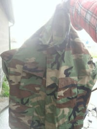 Army jacket  Cambridge, N1R 1G6