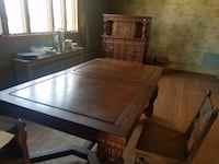 Antique Dining Table HICKSVILLE
