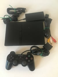 Playstation 2 PS2 Slim Video Game System  Ormond Beach