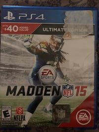 Ps4 madden nfl 15 game Los Angeles, 90019