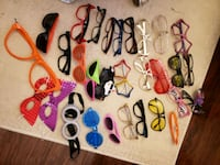 30x glasses sunglasses frames and eyewear props and fashion wear Toronto, M6N 1P9