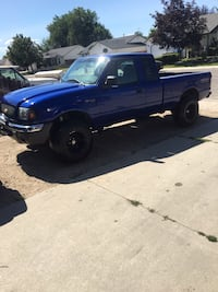Ford - Ranger - 2002 Middleton