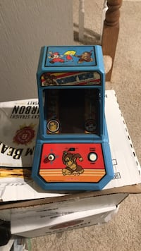 Donkey Kong from 1981