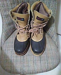 Rod & Gun Thermolite insulated hunting boots.  Portales, 88130