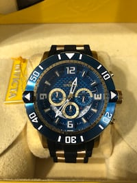 Invicta pro diver , master of the oceans , tribute night glow Tamarac, 33321