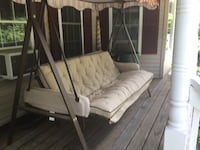 Patio or porch swing Leicester, 01524