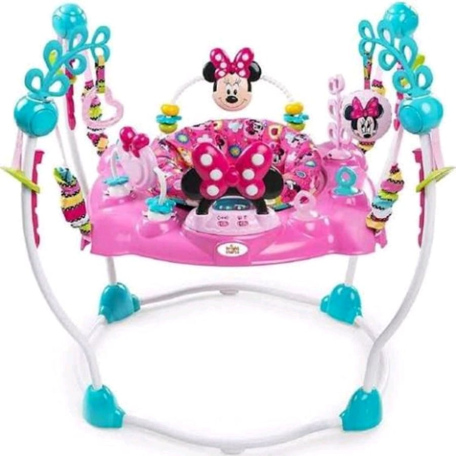 Minnie mouse bouncer $40 OBO