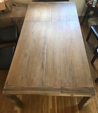 Wooden Dining Table Rockville, 20852