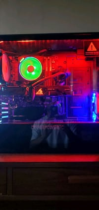 Upgraded high end gaming pc