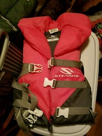Life jacket for girls