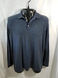 Men's Croft & Barrow Easy Care Shirt size large Avondale