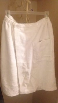 White and gray floral skirt Calgary, T3J 2A8