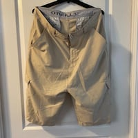 Men's O'Neill Board Swim Shorts Sz L
