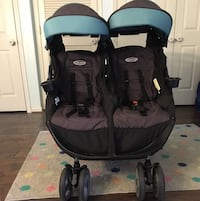 Graco Double Stroller 66 km