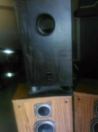 STEREO SYSTEM, TUNER, ROOFER & 2 SPEAKERS   Phoenix, 85031