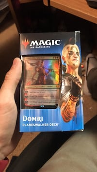 New Magic the gathering: Domei Planeswalker deck Mississauga, L5L 4S2