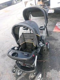 Carreola. Baby trend. Sit n stand