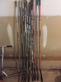 Hockey sticks 304 mi