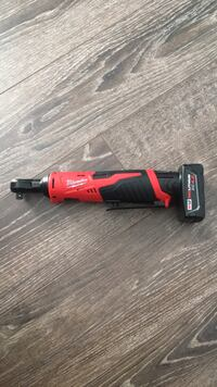 Milwaukee m12 3/8 cordless ratchet  Kingsville, N9Y 0B1