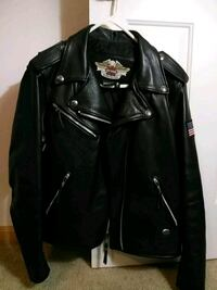 Womens harley leather size L Catlett, 20119