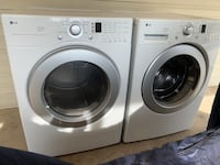 LG Front load washing machine and electric dryer Fort Washington, 20744
