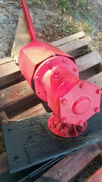 90hp gearbox for Bushhog  Ocklawaha, 32179