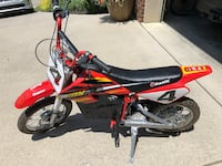 Razor MX500 - Works Perfect! KNOXVILLE