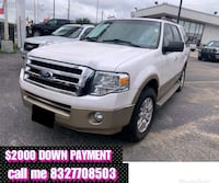 Ford - Expedition - 2011 $2000 DOWN PAYMENT Houston