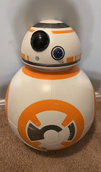 BB-8 Star Wars toy Bel Air, 21014