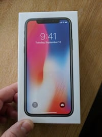 IPhone X Factory sealed Rockville
