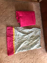 Double flat sheet new and pillow case Regina, S4R 3P4