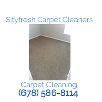 Sityfresh carpet cleaners Stone Mountain, 30083