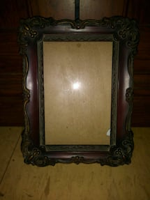 Vintage Victorian Style Picture Frame