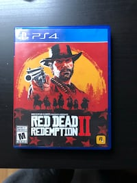 Red Dead Redemption 2 - PS4 Pickering