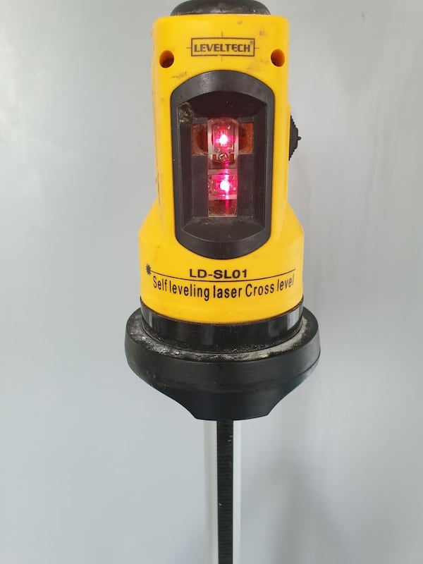 Laser - laveltech LD-SL01 Self levelling laser cross level 3