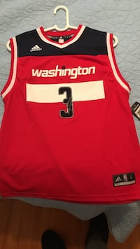 Bradley Beal signed jersey