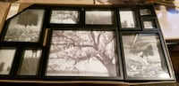 Frame, shadow box 10 piece picture frame set Troy, 22974