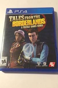 Tales From The Borderlands: A Telltale Games Series for PS4 Germantown, 20874