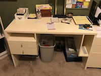 Desk both for $50 negotiable