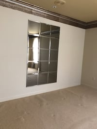 Custom designer mirror for decor Herndon, 20171