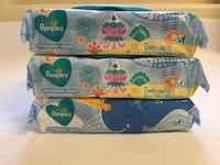 two Pampers Swaddlers diaper packs Beaumont, 92223