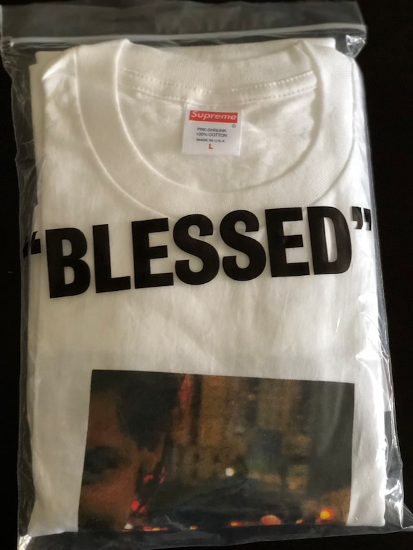 5ee34d77f9b5 Used Supreme Blessed tee Bundle for sale in Knoxville - letgo