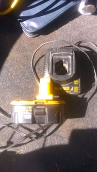 18w DeWalt charger and battery Oklahoma City