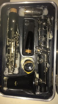 Artley clarinet 80s and case Alexandria, 22301