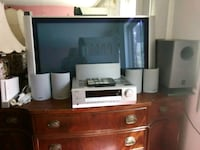 Smart TV home theater system with Wii bundle Washington