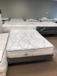 Full size mattress sale up to %60 off, financing and delivery available  Norcross, 30093