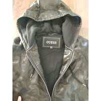 GUESS Leather Hooded Jacket (Size Small) Toronto, M3H 0C6