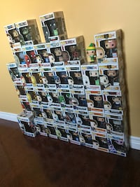 Funko Pop Lot Marvel DC Comics Walking Dead Vaughan, L4L 1A6