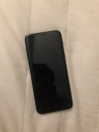 Black samsung galaxy s8+ without box Annandale, 22003